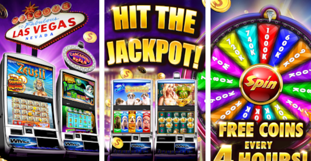 jackpot party casino slots- 777 slot machine games