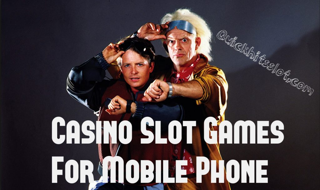 free casino slots games for mobile