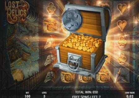 creston casino Slot